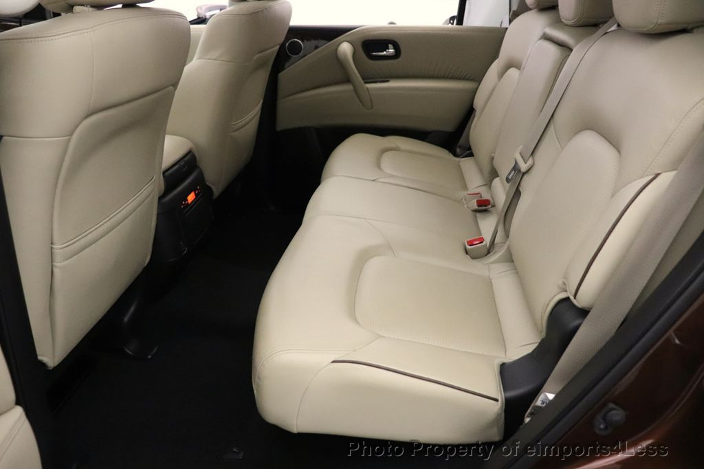 2018 Nissan Armada CERTIFIED ARMADA SL V8 4WD 8 PASSENGER CAM NAVI - 18448589 - 49