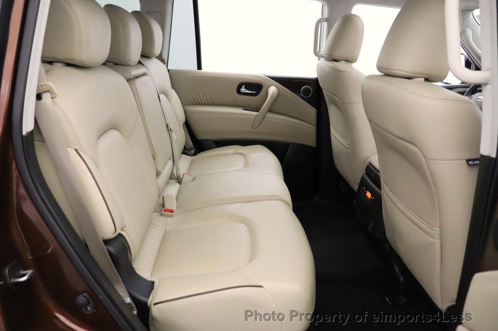 2018 Nissan Armada CERTIFIED ARMADA SL V8 4WD 8 PASSENGER CAM NAVI - 18448589 - 50
