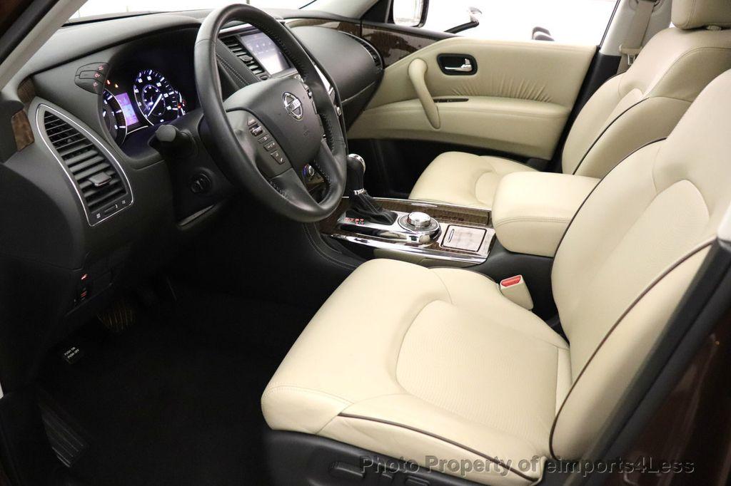 2018 Nissan Armada CERTIFIED ARMADA SL V8 4WD 8 PASSENGER CAM NAVI - 18448589 - 5