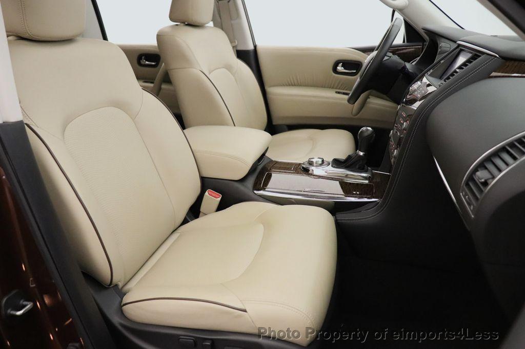 2018 Nissan Armada CERTIFIED ARMADA SL V8 4WD 8 PASSENGER CAM NAVI - 18448589 - 6