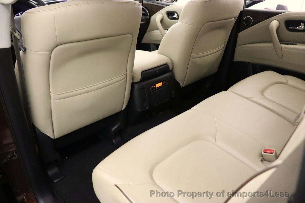 2018 Nissan Armada CERTIFIED ARMADA SL V8 4WD 8 PASSENGER CAM NAVI - 18448589 - 7