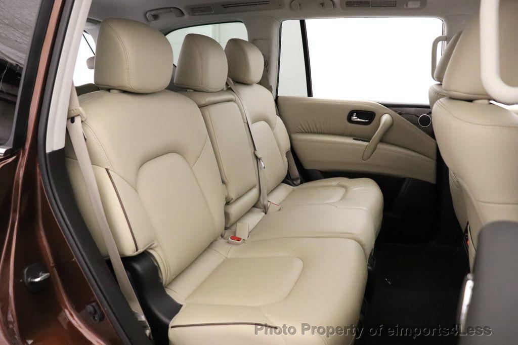 2018 Nissan Armada CERTIFIED ARMADA SL V8 4WD 8 PASSENGER CAM NAVI - 18448589 - 8