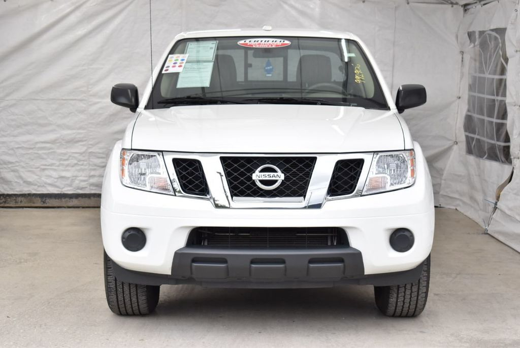 2018 Nissan Frontier  - 18550552 - 2