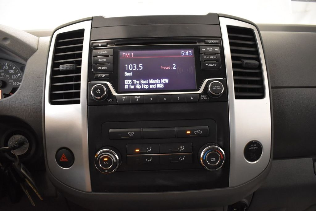 2018 Nissan Frontier CREW CAB - 18161915 - 18