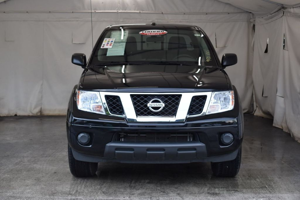 2018 Nissan Frontier CREW CAB - 18161915 - 2