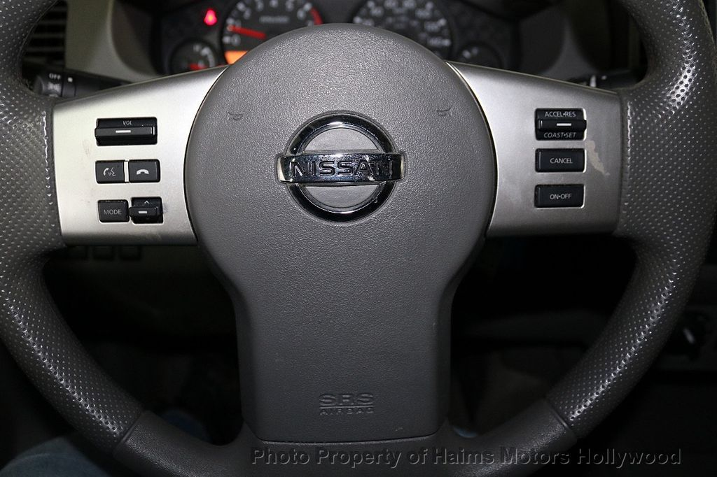 2018 Nissan Frontier Crew Cab 4x2 SV V6 Automatic - 18271928 - 27