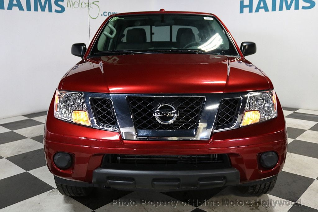 2018 Nissan Frontier Crew Cab 4x2 SV V6 Automatic - 18271928 - 2