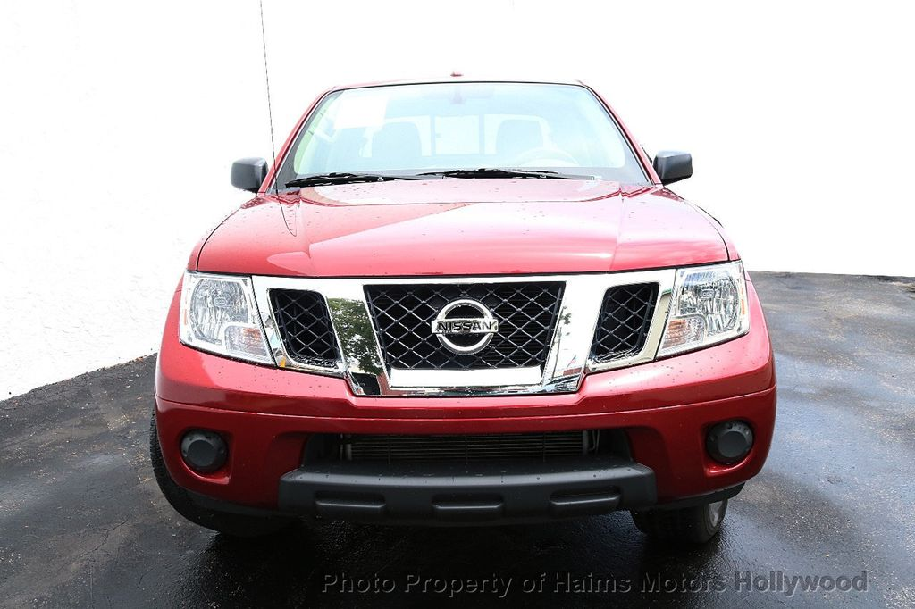2018 Nissan Frontier Crew Cab 4x4 SV V6 Automatic - 18069760 - 2