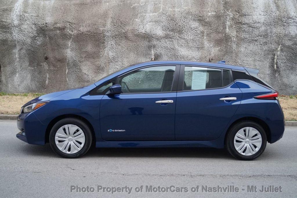 Motorcars Of Nashville >> 2018 Used Nissan Leaf S Hatchback at MotorCars of ...