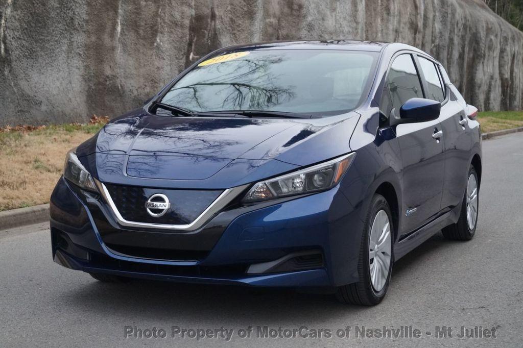Nissan Dealership Nashville >> 2018 Used Nissan Leaf S Hatchback at MotorCars of ...