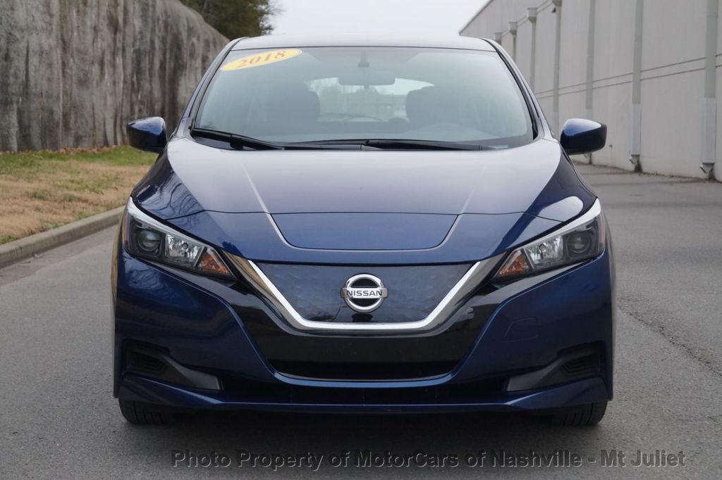 2018 Nissan Leaf S Hatchback - 18415252 - 3