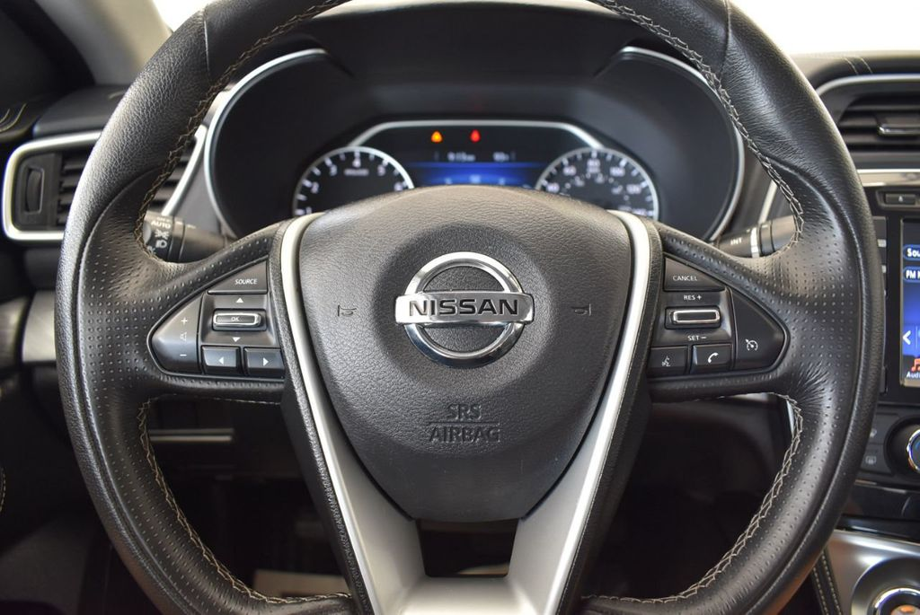 2018 Nissan Maxima SV 3.5L - 18025430 - 17