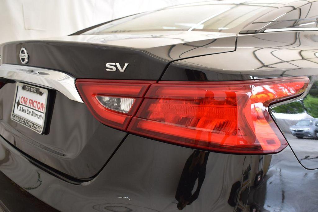 2018 Nissan Maxima SV 3.5L - 18025430 - 1