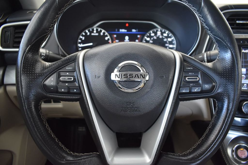 2018 Nissan Maxima SV 3.5L - 18250851 - 17