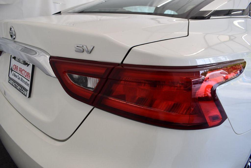 2018 Nissan Maxima SV 3.5L - 18250851 - 1