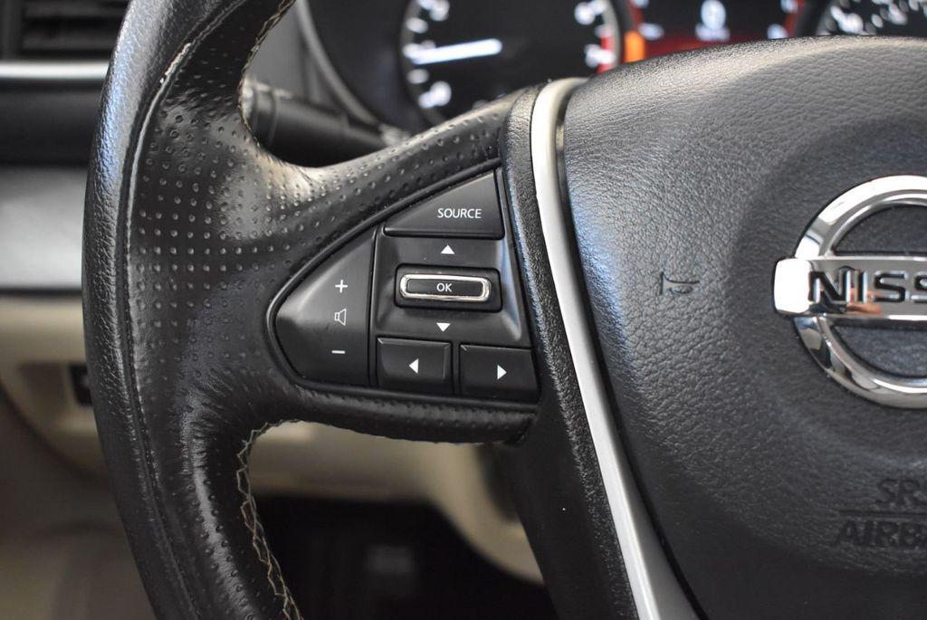 2018 Nissan Maxima SV 3.5L - 18250851 - 19