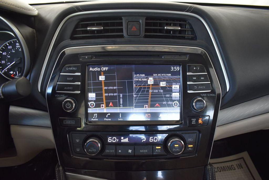 2018 Nissan Maxima SV 3.5L - 18250851 - 20