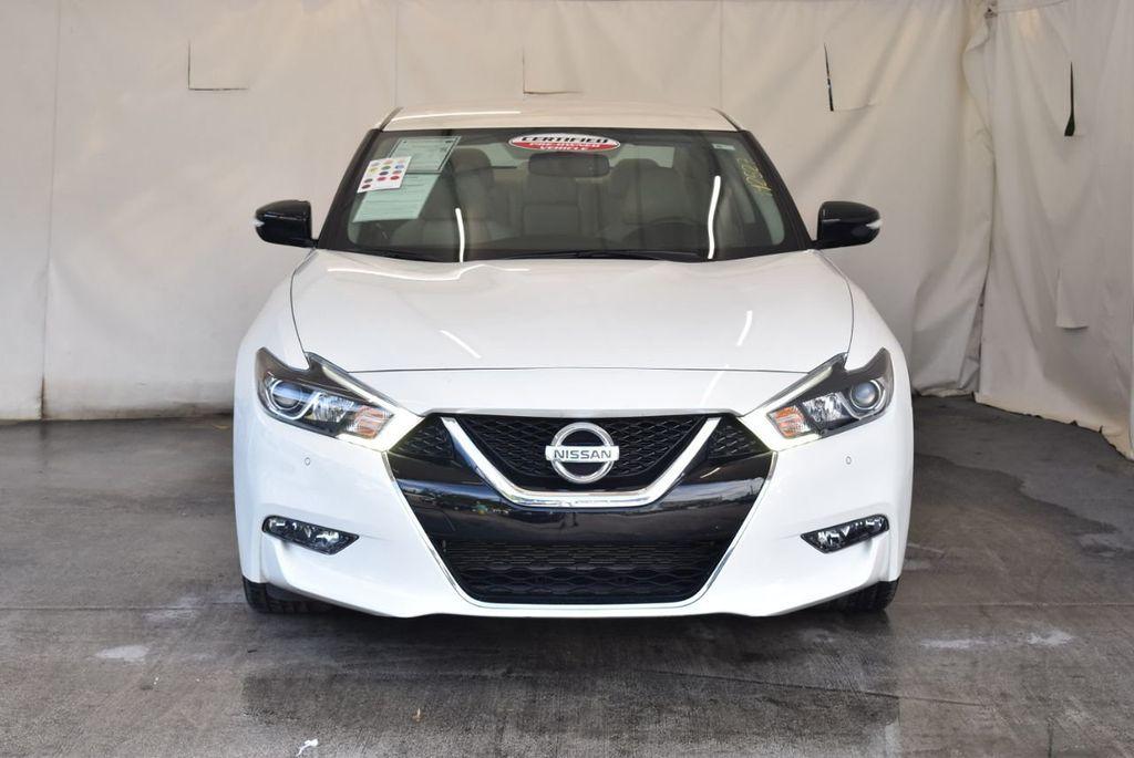 2018 Nissan Maxima SV 3.5L - 18250851 - 3