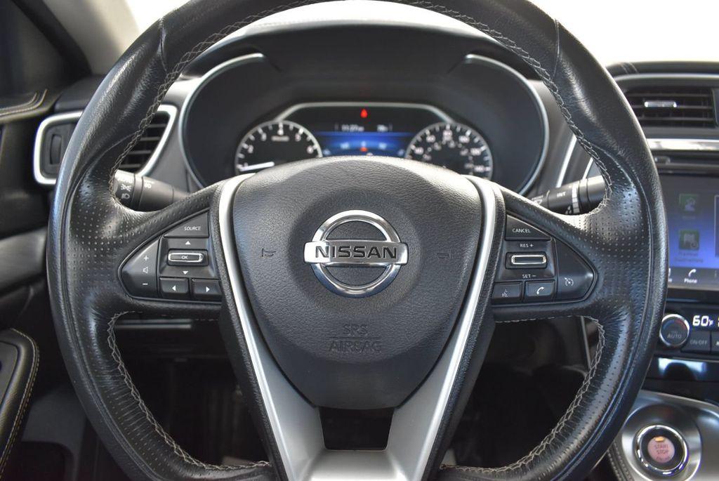 2018 Nissan Maxima SV 3.5L - 18415829 - 17