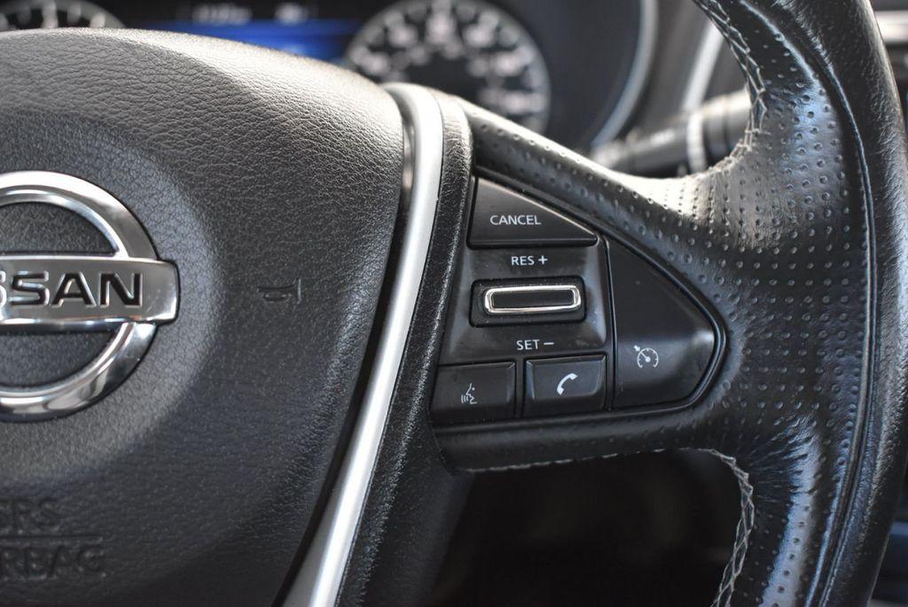 2018 Nissan Maxima SV 3.5L - 18415829 - 18