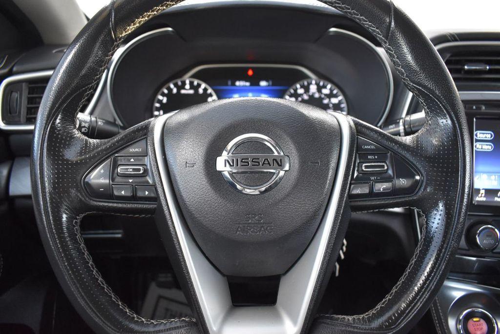 2018 Nissan Maxima SV 3.5L - 18415830 - 17