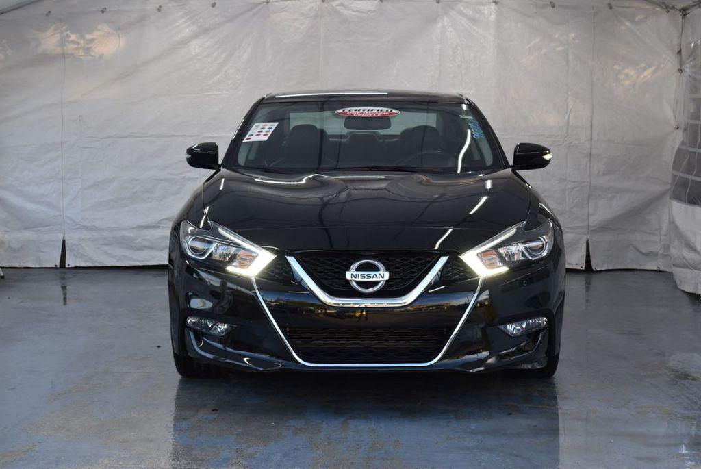 2018 Nissan Maxima SV 3.5L - 18415830 - 3