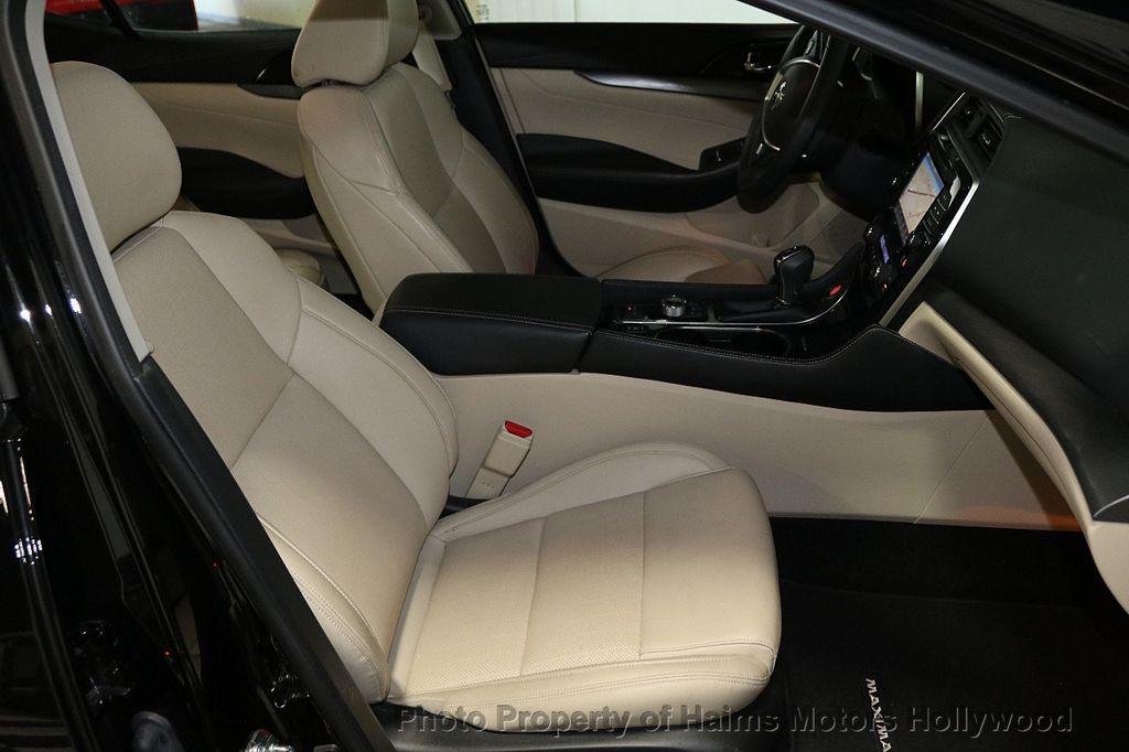 2018 Nissan Maxima SV 3.5L - 18246118 - 14