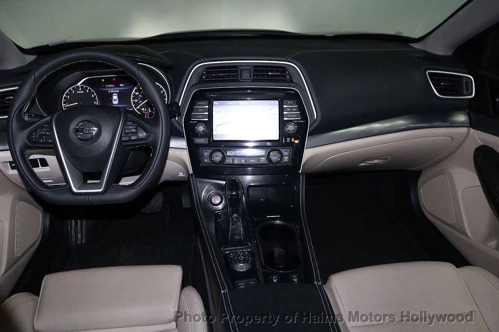 2018 Nissan Maxima SV 3.5L - 18246118 - 19