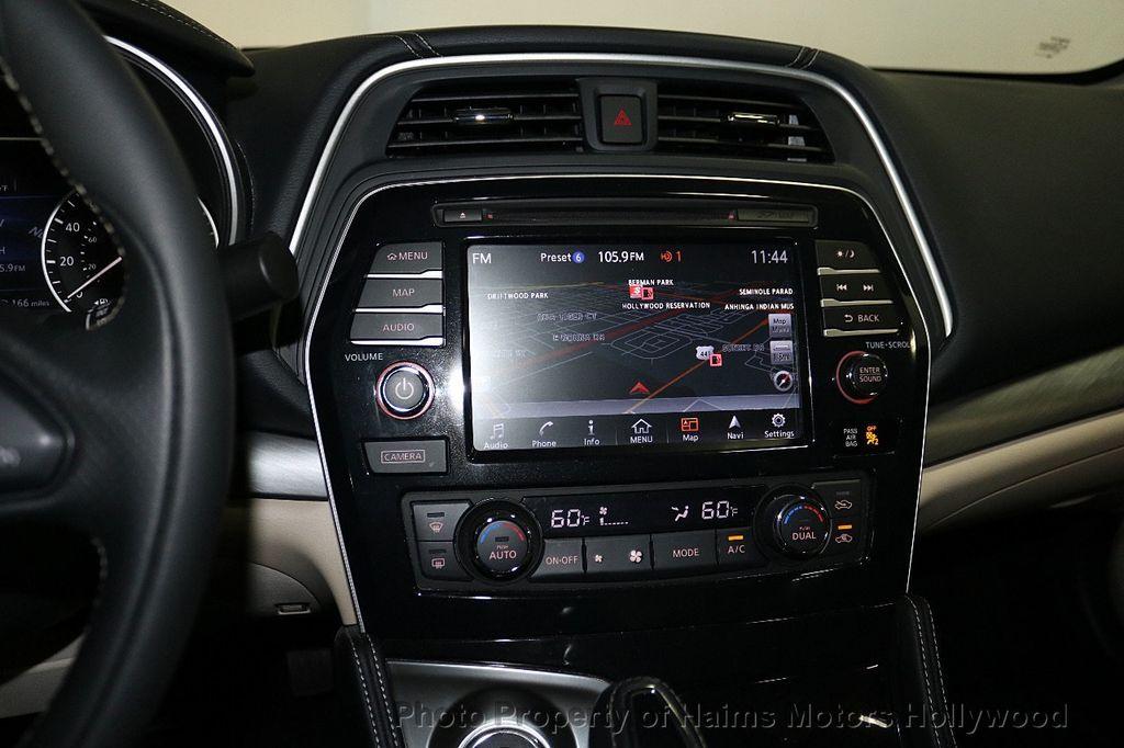 2018 Nissan Maxima SV 3.5L - 18246118 - 20