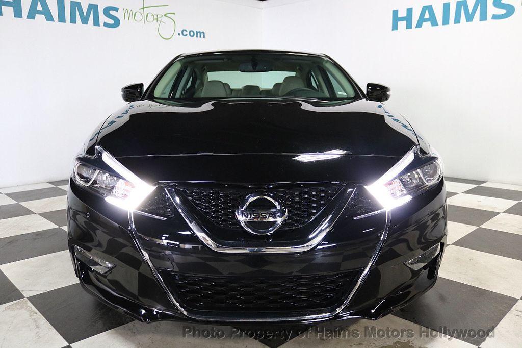 2018 Nissan Maxima SV 3.5L - 18246118 - 2