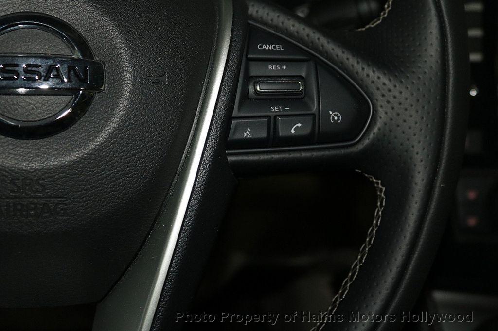 2018 Nissan Maxima SV 3.5L - 18246118 - 29