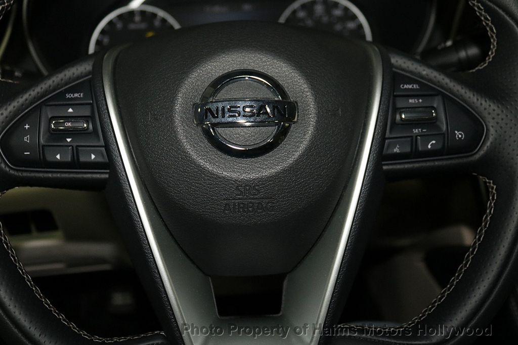2018 Nissan Maxima SV 3.5L - 18246118 - 30