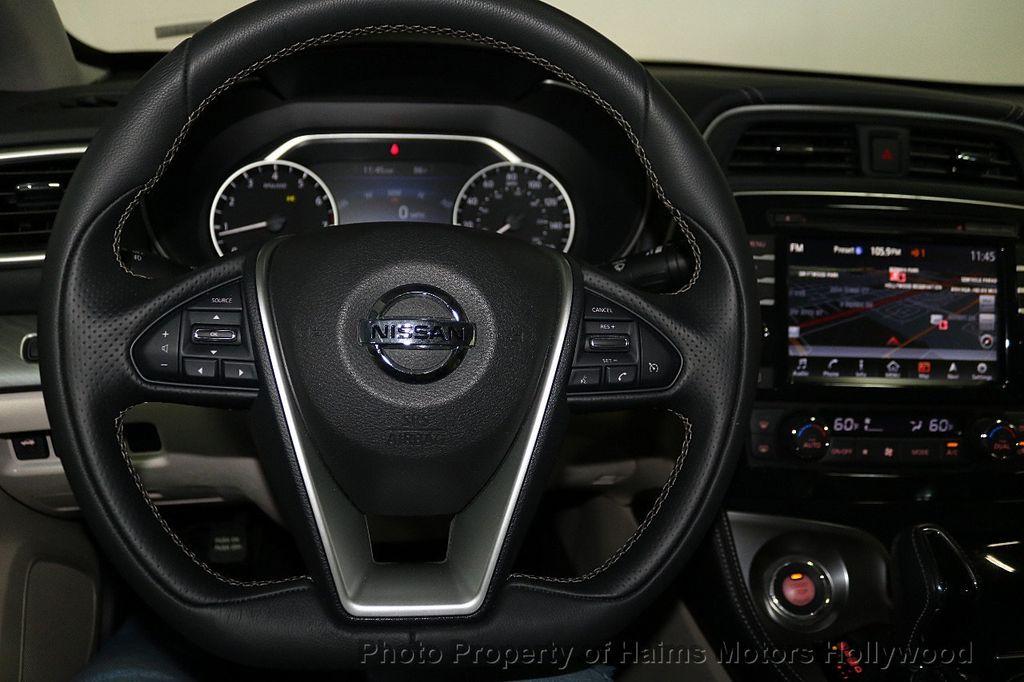 2018 Nissan Maxima SV 3.5L - 18246118 - 31