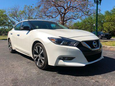 2018 Nissan Maxima SV 3.5L Sedan
