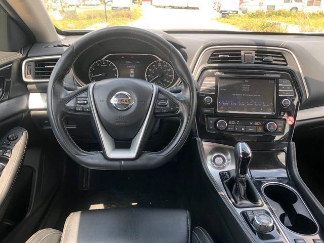 2018 Nissan Maxima SV 3.5L - Click to see full-size photo viewer