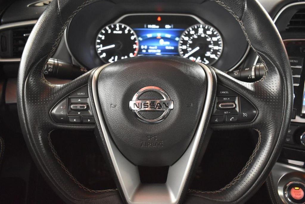 2018 Nissan Maxima SV 3.5L - 18218715 - 22