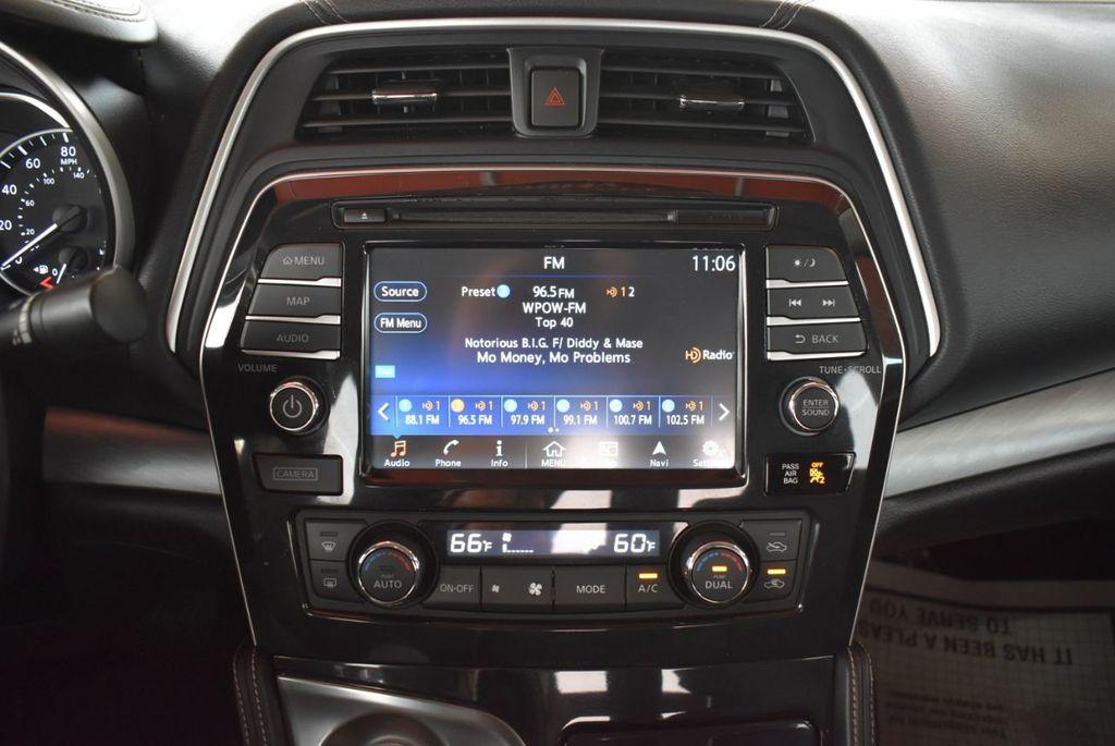 2018 Nissan Maxima SV 3.5L - 18218715 - 25