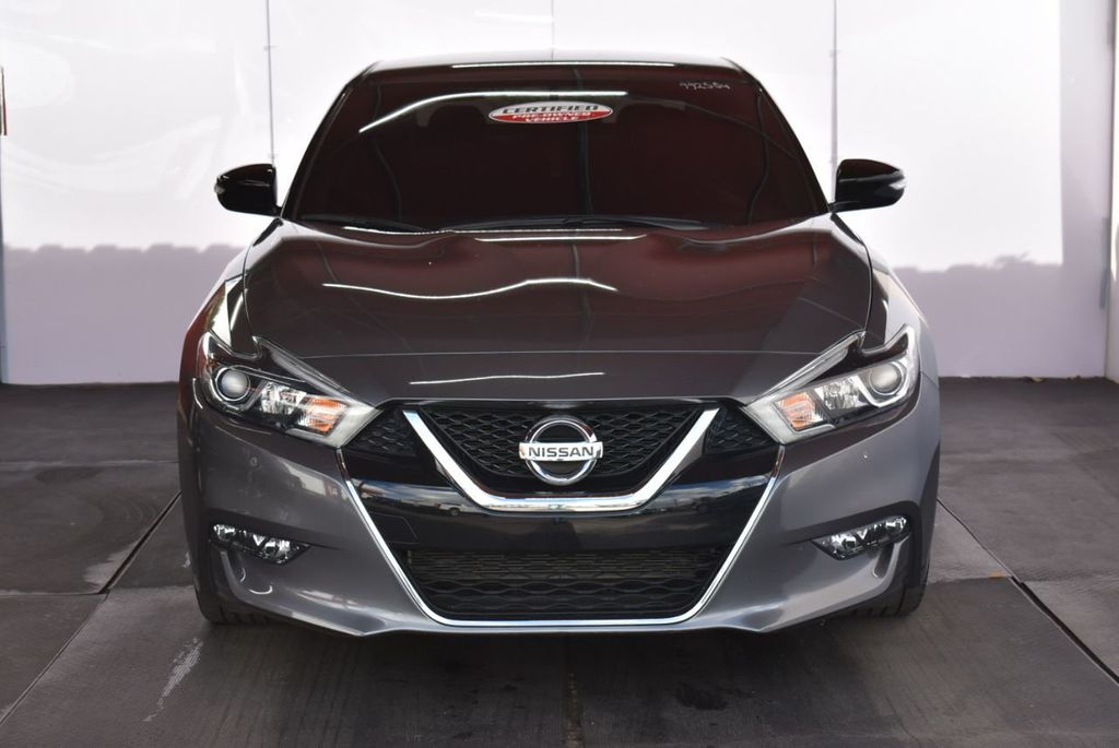2018 Nissan Maxima SV 3.5L - 18218715 - 2