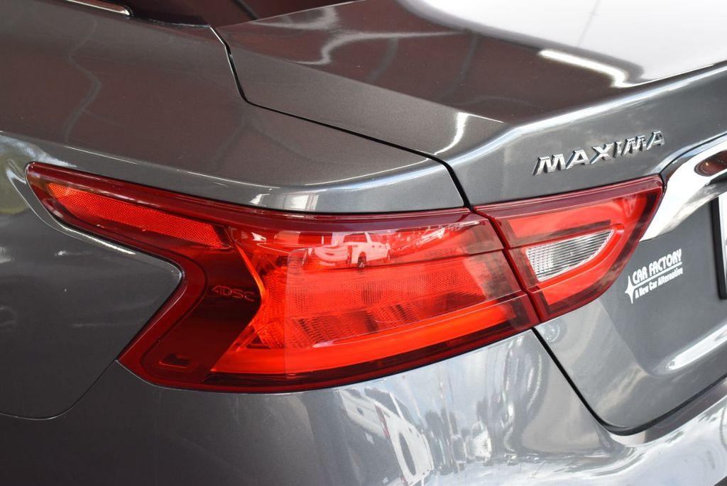 2018 Nissan Maxima SV 3.5L - 18218715 - 4