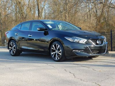2018 Nissan Maxima SV 3.5L Sedan - Click to see full-size photo viewer
