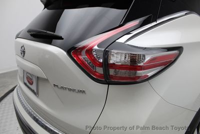 2018 Nissan Murano FWD Platinum SUV - Click to see full-size photo viewer