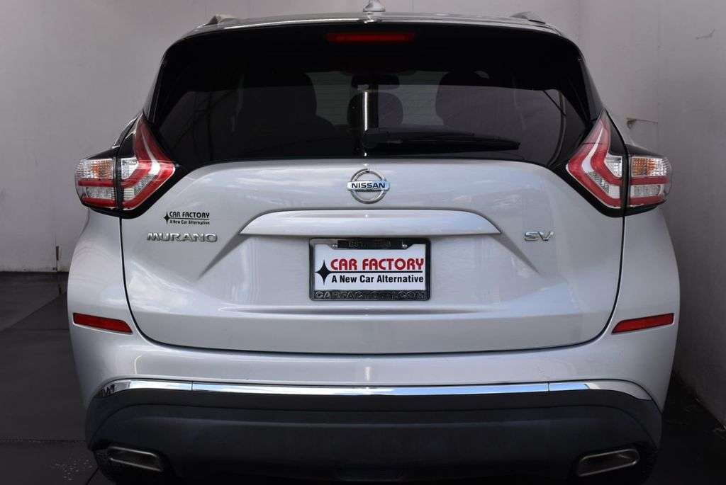 2018 Nissan Murano FWD SV - 18387270 - 2