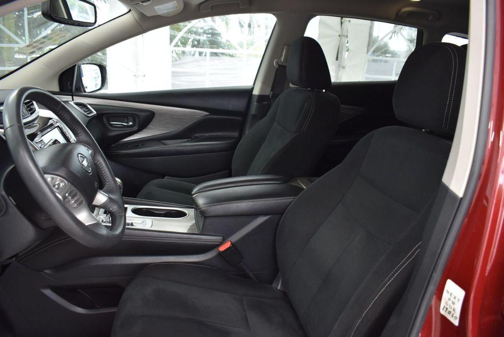2018 Nissan Murano FWD SV - 18432686 - 14
