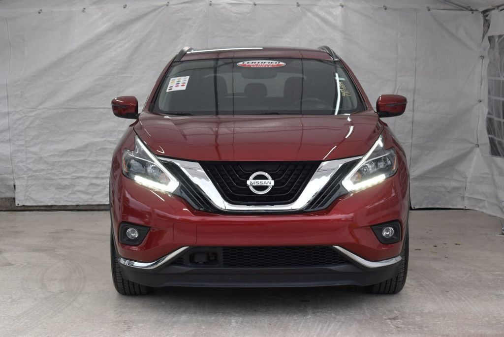 2018 Nissan Murano FWD SV - 18432686 - 3