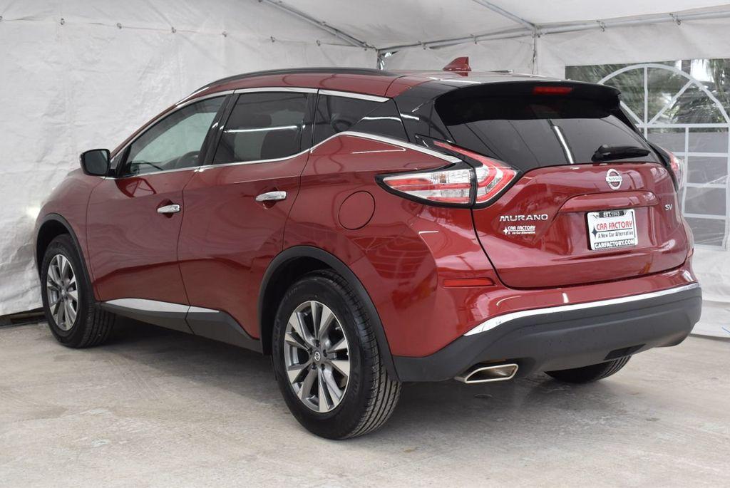 2018 Nissan Murano FWD SV - 18432686 - 5