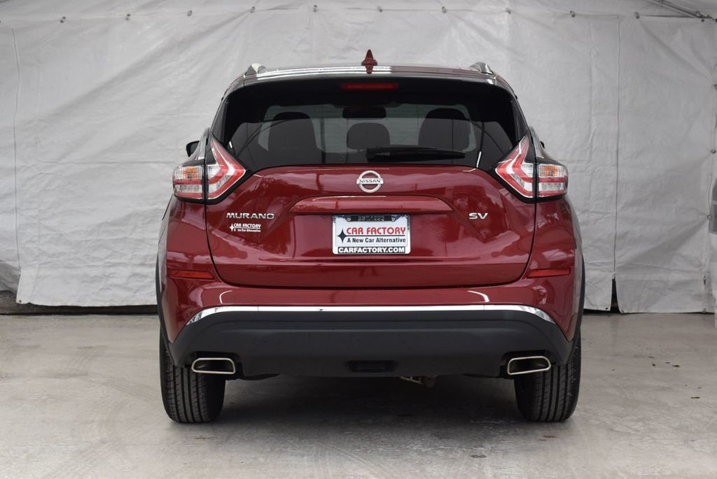 2018 Nissan Murano FWD SV - 18432686 - 7