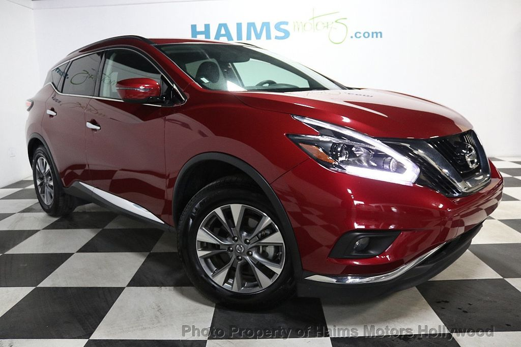 2018 used nissan murano fwd sv at haims motors serving fort