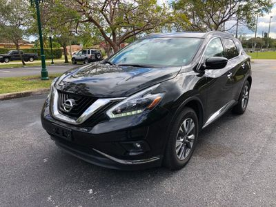2018 Nissan Murano FWD SV SUV