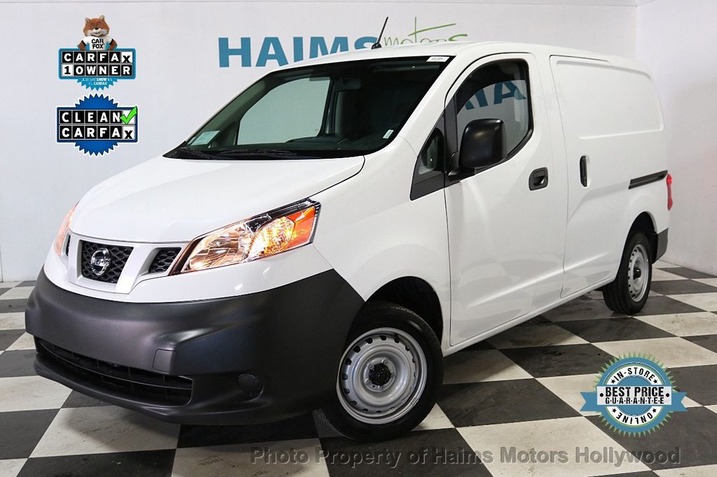2018 Nissan NV200 Compact Cargo  - 18638201 - 0