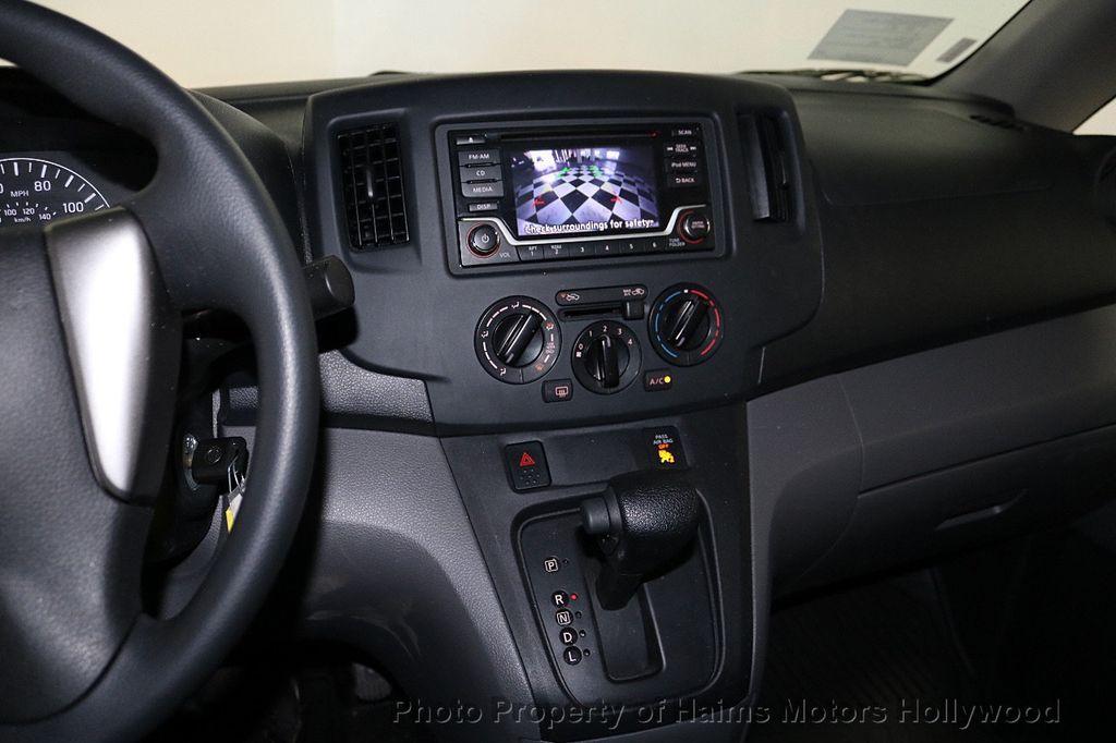 2018 Nissan NV200 Compact Cargo  - 18638201 - 18